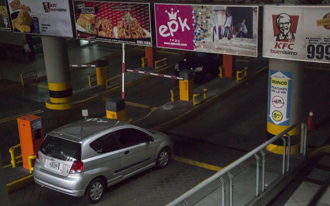 Amparo vs pago de aportaciones para estacionamiento