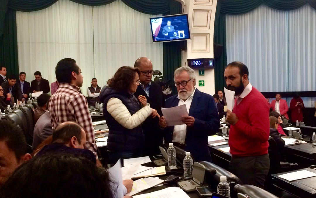 La impugnación de la Constitución de la Ciudad de México